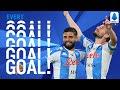 Napoli score FIVE against Lazio! | EVERY Goal | Round 32 | Serie A TIM