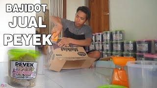 JUALAN PEYEK monggo di order | packing | bajidot salembrot