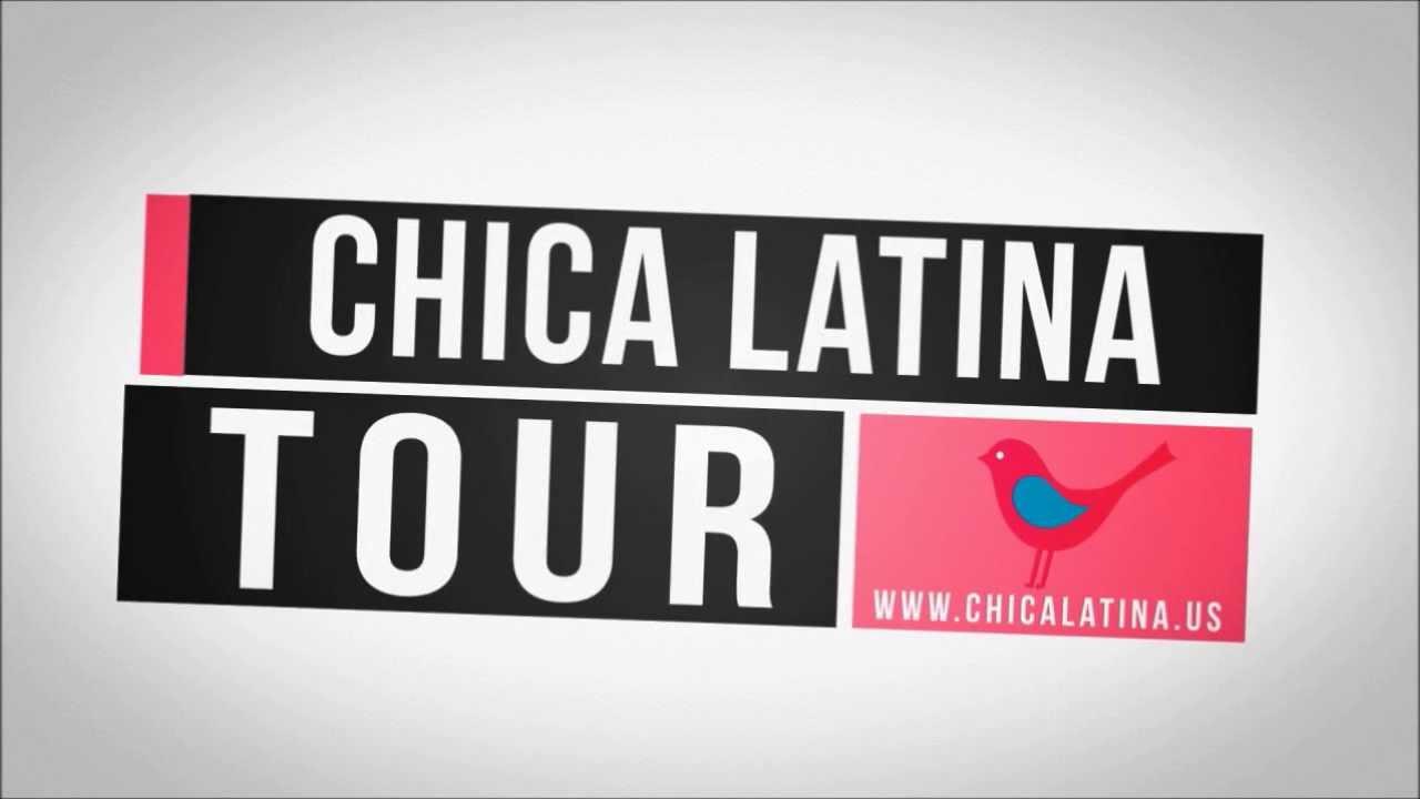 chica latina tour juveniles usa
