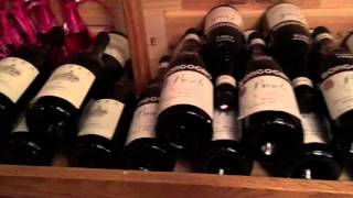 FerraricollectorDavidLee 's Wine Cellar Tour