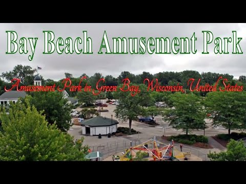 Visit Bay Beach Amusement Park, Amusement park in Green Bay, Wisconsin, United States