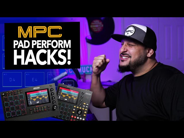 HOW TO FIND THE KEY OF YOUR SAMPLES AND TUNE 808's - MPC One/MPC Live TUTORIAL