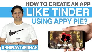How to create a dating app like Tinder? [ And Make Money]