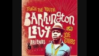 "Barrington Levy - ""Be Strong"" (1980-85"