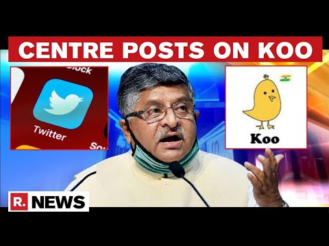 Twitter Watching? Centre Uses Koo To Call Out Its 'Unusual' Blog Post; Sets Record Clear
