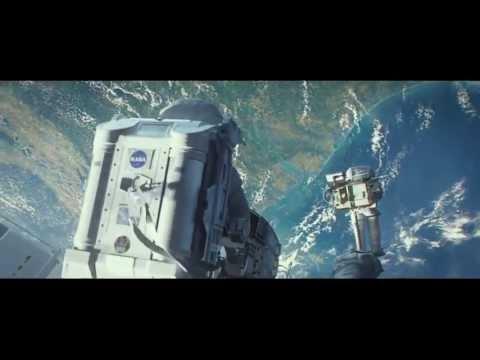 Gravity (2013) - Trailer #2 (Detached) - Alfonso Cuaron, Sandra Bullock, George Clooney