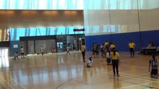 女子組  乘翔體育會對香港聖瑪加利女書院甲隊 2015年09
