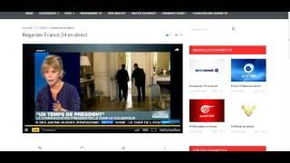 Comment regarder France 24 en direct sur internet ?