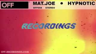 MatJoe - Hypnotic - OFF058