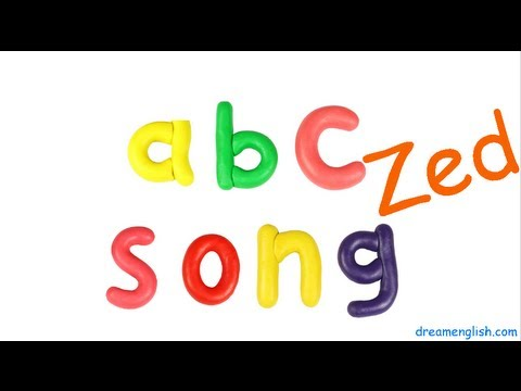 letter u song abc song zed version lullaby 23285