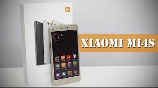 Xiaomi Mi4S обзор (распаковка) премиального продолжения линейки Mi4  unboxing  где купить? 