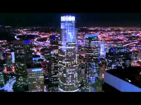 Los angeles city night view youtube for Is la a city