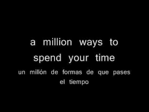 The crystal ship - The Doors. Traducida al español