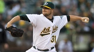 Chicago Cubs Sign Pitcher Jon Lester To A 6-Year $166 Million Dollar Contract