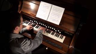 Jerusalem - Sir Hubert Parry - Berlin Reed (pump) Organ
