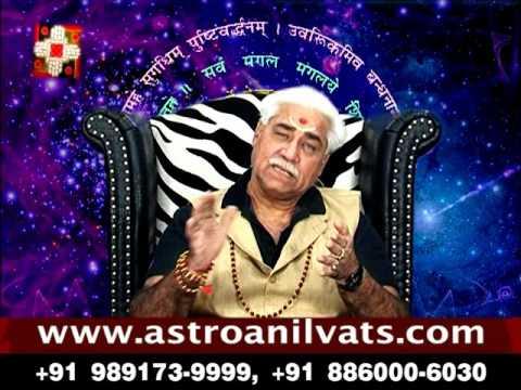Rahu Ketv In Ascendant By Aacharya Anil Vats Ji