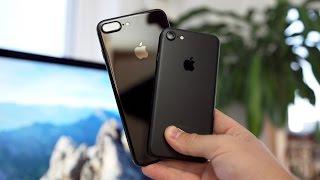 iPhone 7 Plus Diamantschwarz: Unboxing, Farbvergleich & Probleme! - felixba