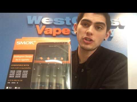 SMOK Charger Review