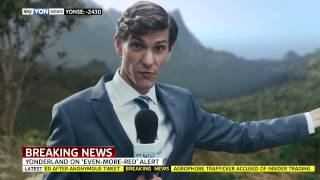 Yonderland News - Talking Stick