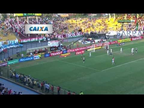 Botafogo 1 x 0 Fluminense - Final da Taça Rio 2013 ( JOGO COMPLETO)