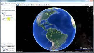 Obtener puntos con sus coordenadas UTM desde Google Earth