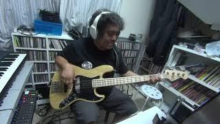 【Bass Cover】BLU SWING 満ちていく体温