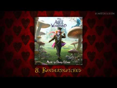 Alice in Wonderland Soundtrack // 08. Bandersnatched