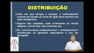 AULA 1 VÍDEO 7: Distribuição e Excreção