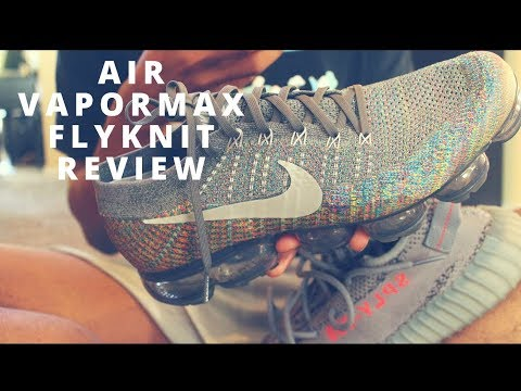 922968a962dd NIKE AIR VAPORMAX FKLYKIT REVIEW   ON-FOOT (Vapormax vs Boost) - YouTube