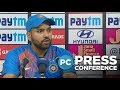 'Australia will be a completely different ball-game' - Rohit