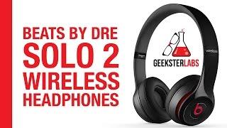 Beats By Dre Solo 2 Wireless Bluetooth On-Ear Headphones Review