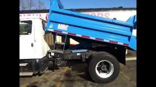 1993 International 4900 Series Dump truck