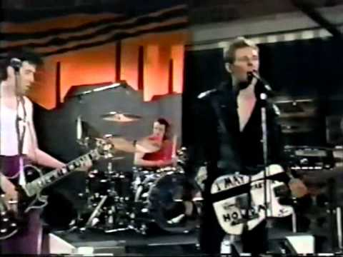 the CLASH 'Guns of Brixton' (live on Fridays 1980) from YouTube · Duration:  2 minutes 43 seconds