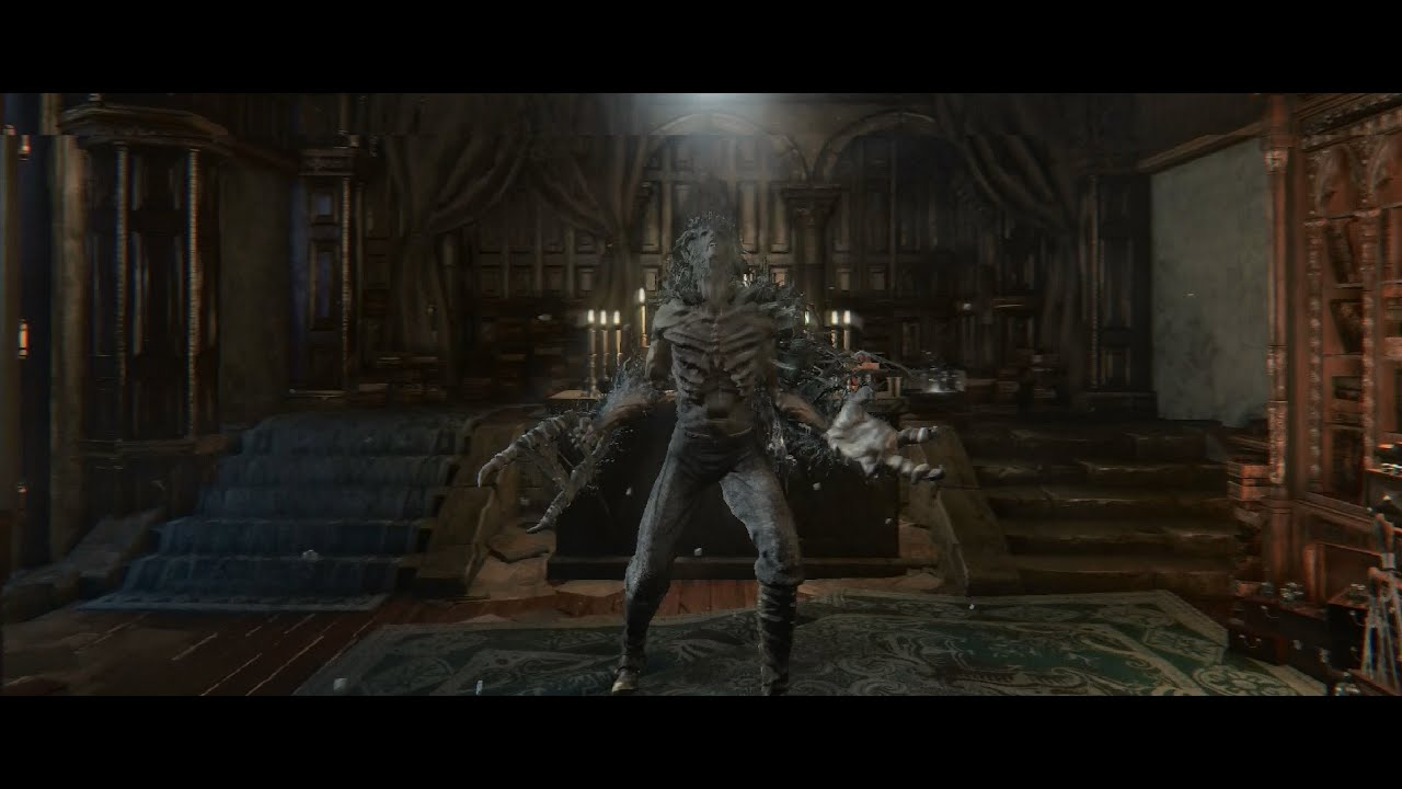 How to Turn Into a Beast in Bloodborne: The Old Hunters ...