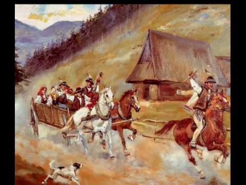 Muzyka góralska Polka Orkanowa Taniec Kapela z Poręby Polska muzyka ludowa Polish folk Gorals