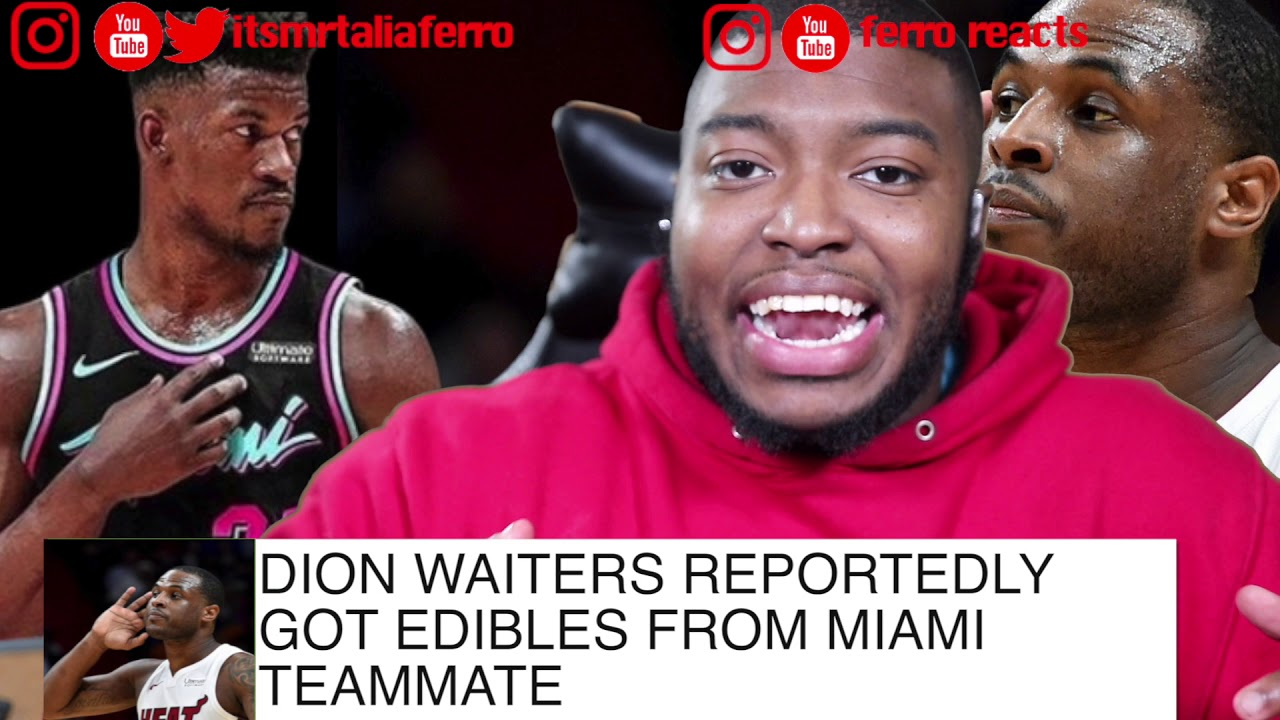 Dion Waiters Reportedly Got Edible From Miami Heat Teammate, Suspended 10 Games| FERRO REACTS SPORTS
