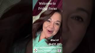 Friday Focus Week #4: Word Walls #FridayFocus