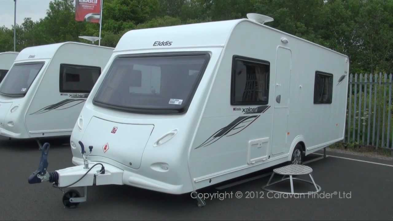 Buccaneer Caravan Wiring Diagram 150cc Gy6 Scooter Wire Harness Elddis Xplore 504 2012 4 Berth Youtube For