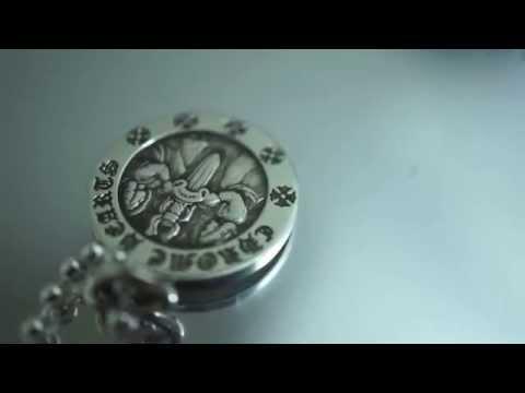 Chrome Hearts Angel Medal Charm (HD) / クロムハーツ エンジェル メダル チャーム