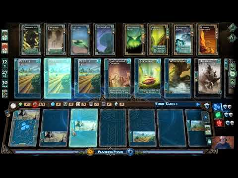 Highlight: Mystic Vale on Steam: Overview of Gameplay |