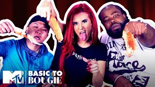 We Got Crabs! 🦀 Ft. Justina Valentine | Basic to Bougie Season 2 | MTV