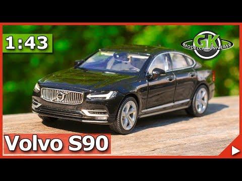Volvo S90 Norev 1:43 | Modellauto Review