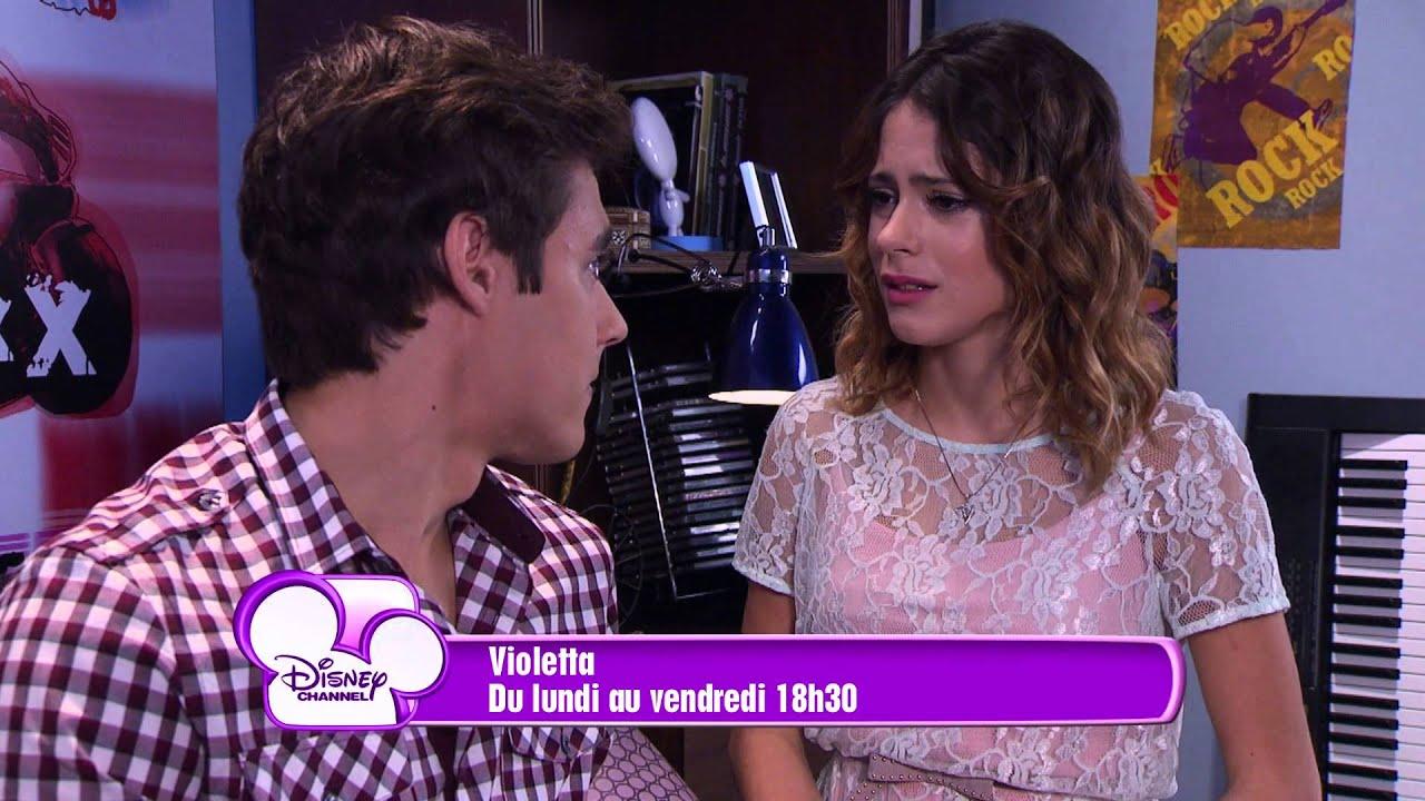 Violetta saison 2 r sum des pisodes 51 55 exclusivit disney channel youtube - Musique violetta saison 2 ...