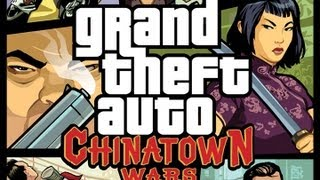 CGRundertow GRAND THEFT AUTO: CHINATOWN WARS for Nintendo DS Video Game Review