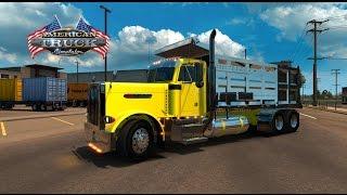 American Truck Simulator - Back Haul - 379 Dump Truck