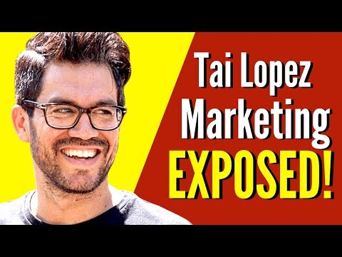 Tai Lopez Is the Internet's Most Hated Entrepreneur and That's Why He Is so Successful