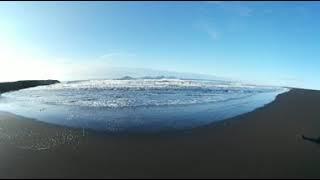 Beach Near Ferry To The Westman Islands