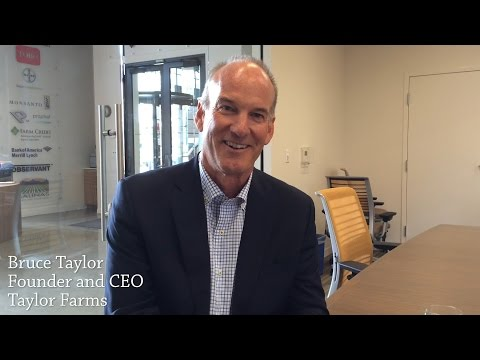 Bruce Taylor: Forbes AgTech Summit 2016