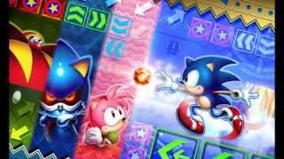 Baixar Sonic CD Remix - Present - Corruption [Metallic Madness US]