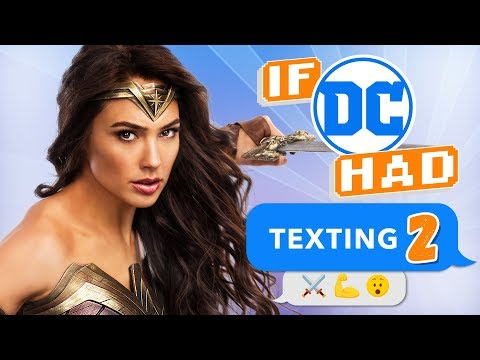 If DC Had Texting 2